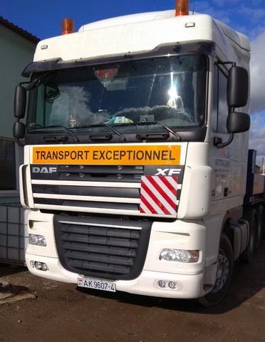 Новая техника для перевозки негабаритных грузов av-logistics.by