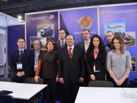 Наши сотрудники на транспортной выставке в Варшаве