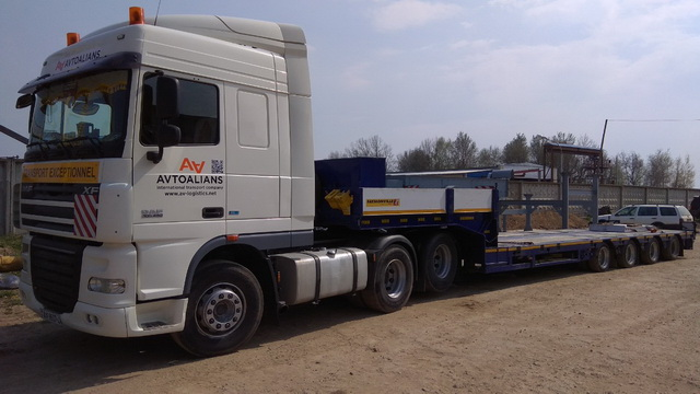 Наш автопарк av-logistics.by